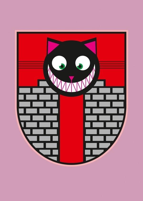 смешные гербы