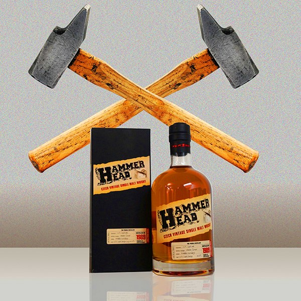 Hammer Head 1989, single malt